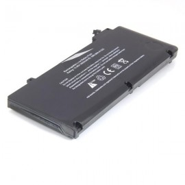 10.95V 5800mAh Rechargeable Li-ion Battery for Apple A1322 Black (Silicone Case)