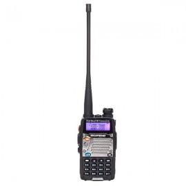 BAOFENG UV-5XP 7.4v 2000mAh 8W Dual-band Walkie Talkie Earphone Black